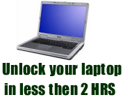 unlock Dell inspiron 9400 master password